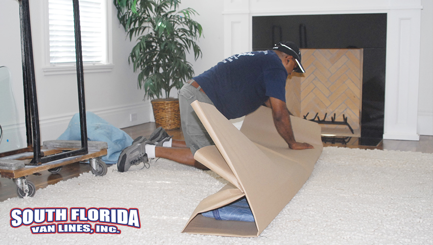 Furniture Moving Services South Florida Van Lines Moving Company