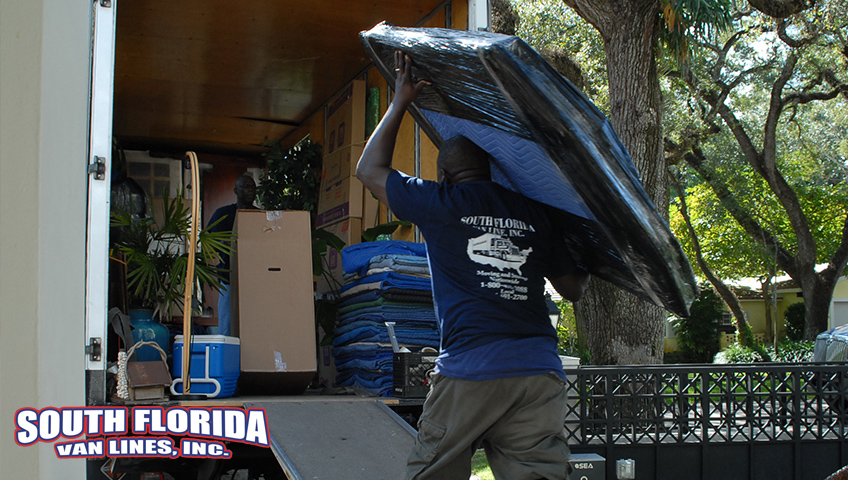 Florida Moving Companies Year Round Services
