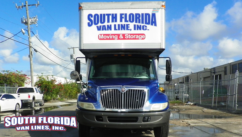 South Florida Van Lines Moving Company